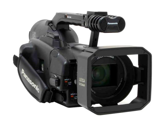42nd Street Photo - Panasonic Agdvx100b - Ag-dvx100b - Panasonic Mini Dv Camcorders