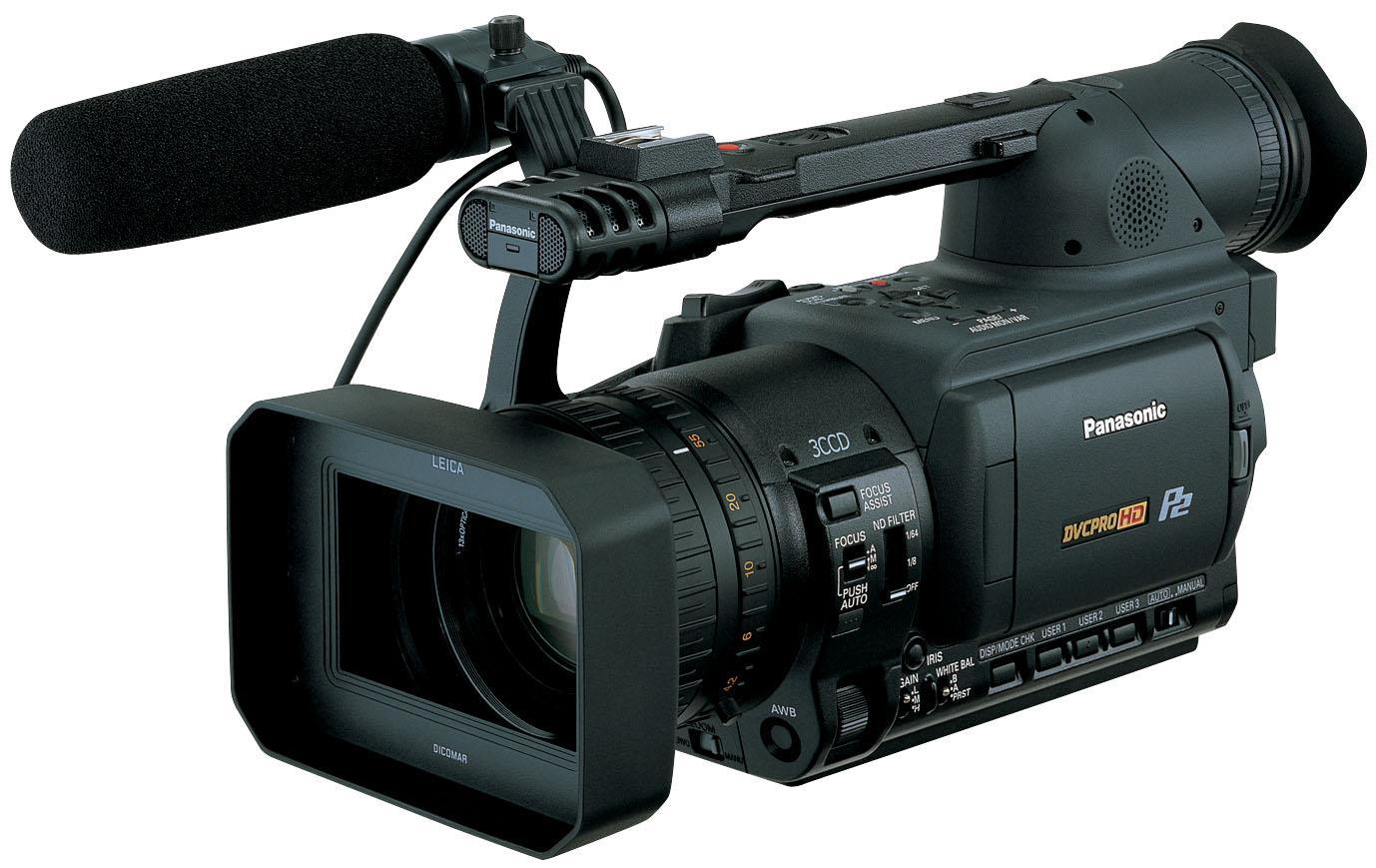 42nd Street Photo - Panasonic AG-HVX205A - AG-HVX205A ...