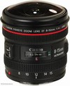 Canon EF 8-15mm f/4L USM Fisheye Ultra-Wide Zoom Lens