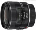 Canon EF 24mm f/2.8 IS USM Lens (58mm)