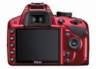 Teak 24.2 Megapixel Digital Camera Body Only Red