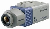 Panasonic WV-NP472 Color Network Camera, SDII, Hybrid w/Standard Analog Output, 12V DC