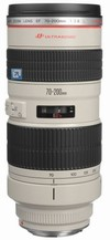 Canon EF 70-200mm f/2.8L USM Zoom Lens (77mm)
