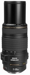 Canon EF 70-300mm f/4-5.6 IS Image Stabilizer USM Lens (58mm)