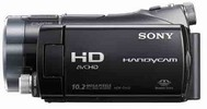 Sony HDR-CX12E High-Definition Memory Stick Camcorder (PAL)