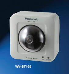 PANASONIC WV-ST165 NETWORK CAMERA DRIVERS PC