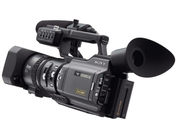 42nd Street Photo - Sony DSR-PD170P - DSR-PD170E - Sony Mini DV Camcorders (PAL) - Mini Dv ...