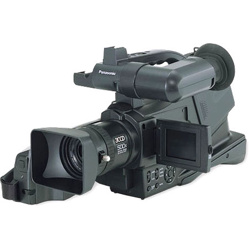 42nd Street Photo - Panasonic AG-DVC20 - AG-DVC20 - Panasonic Mini DV Camcorders - 3CCD Mini Dv ...