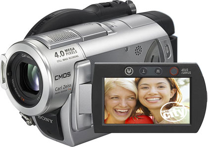 sony handycam mini dvd