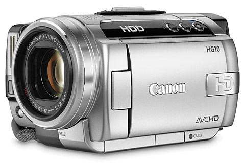 CANON HG10E DRIVERS WINDOWS XP